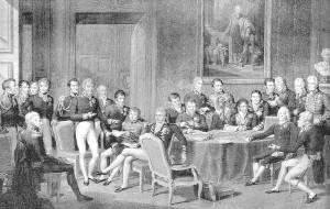 Wiener Kongress (Foto: public domain)