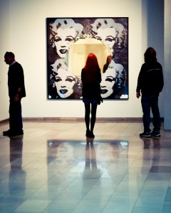 Pictures at the museum (photo: amira_a under CC BY 2.0)